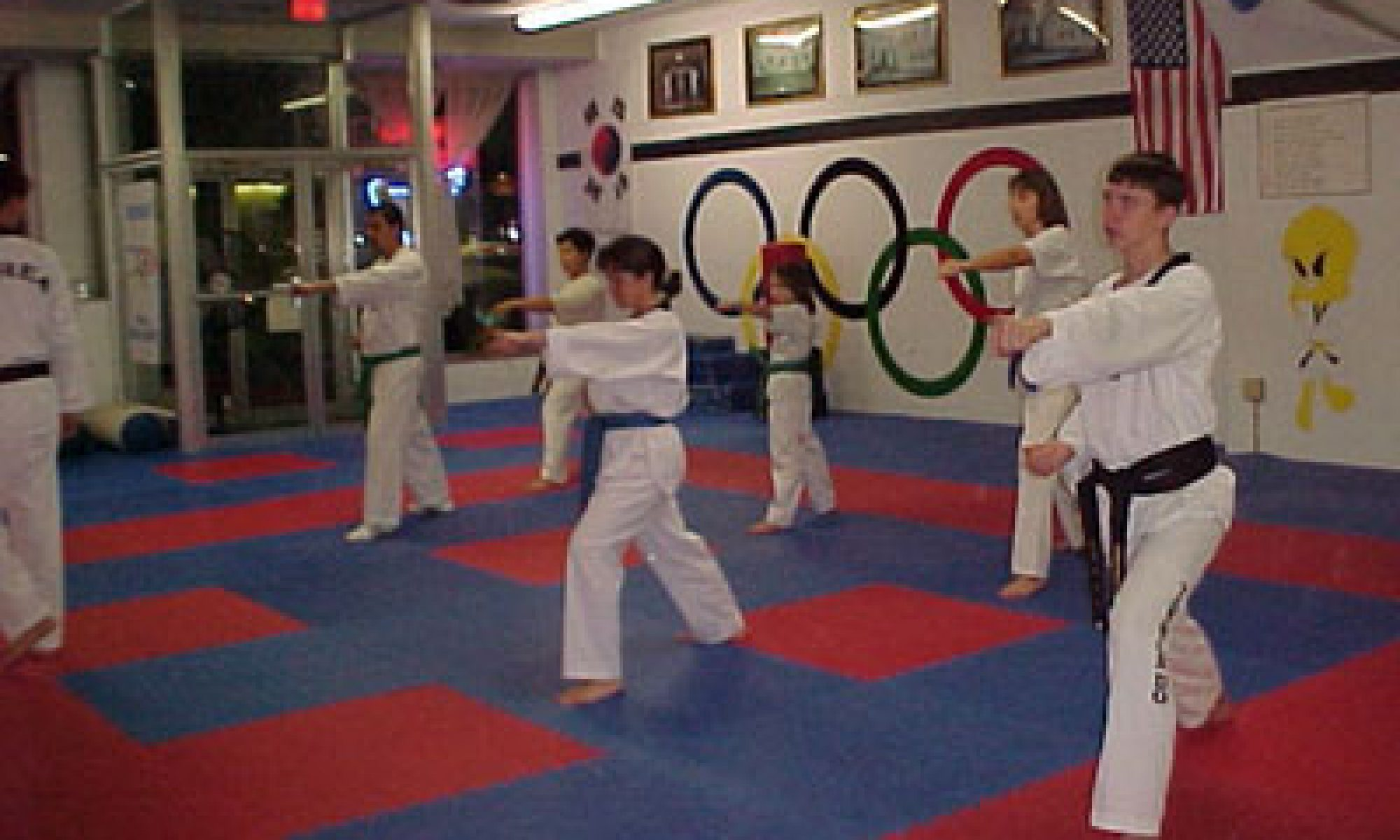 Choi's World TKD